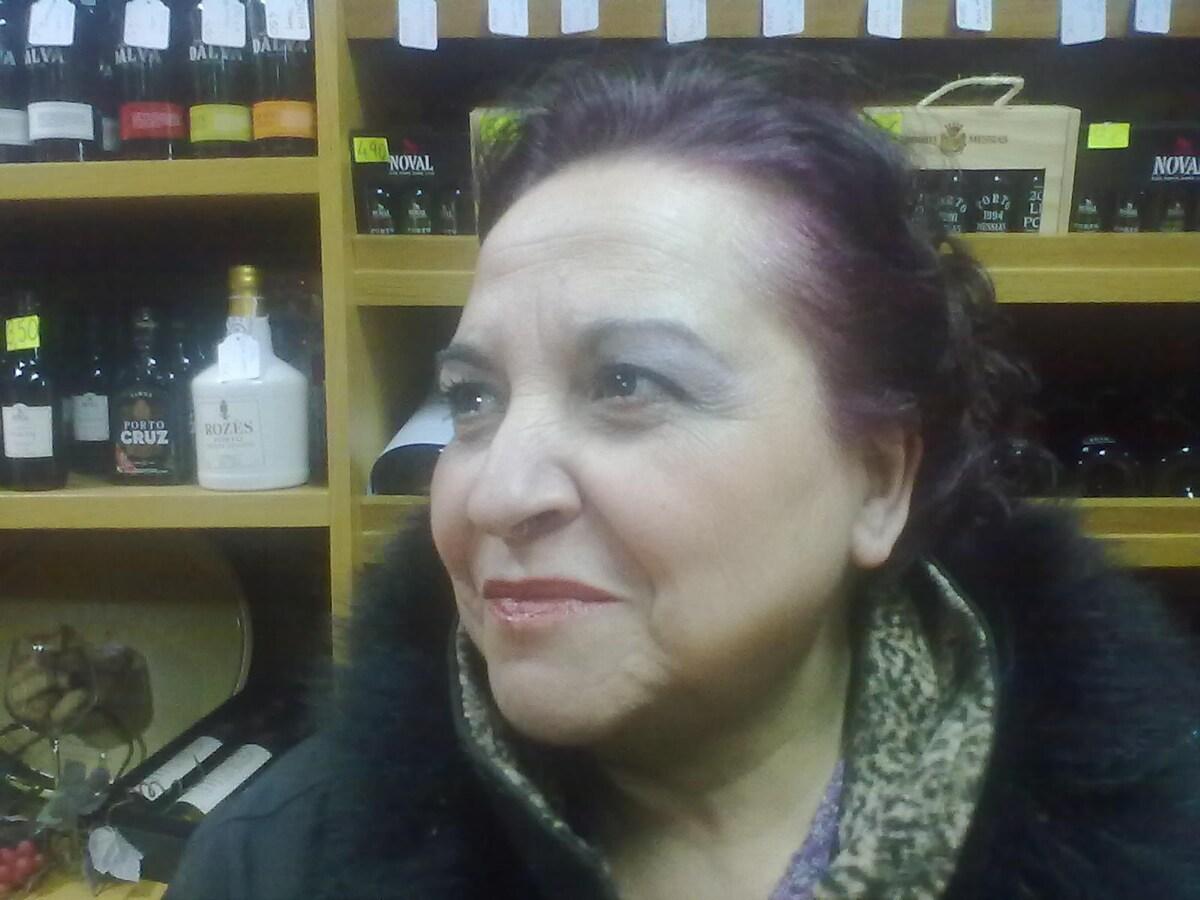 Manuela from Vila Nova de Gaia