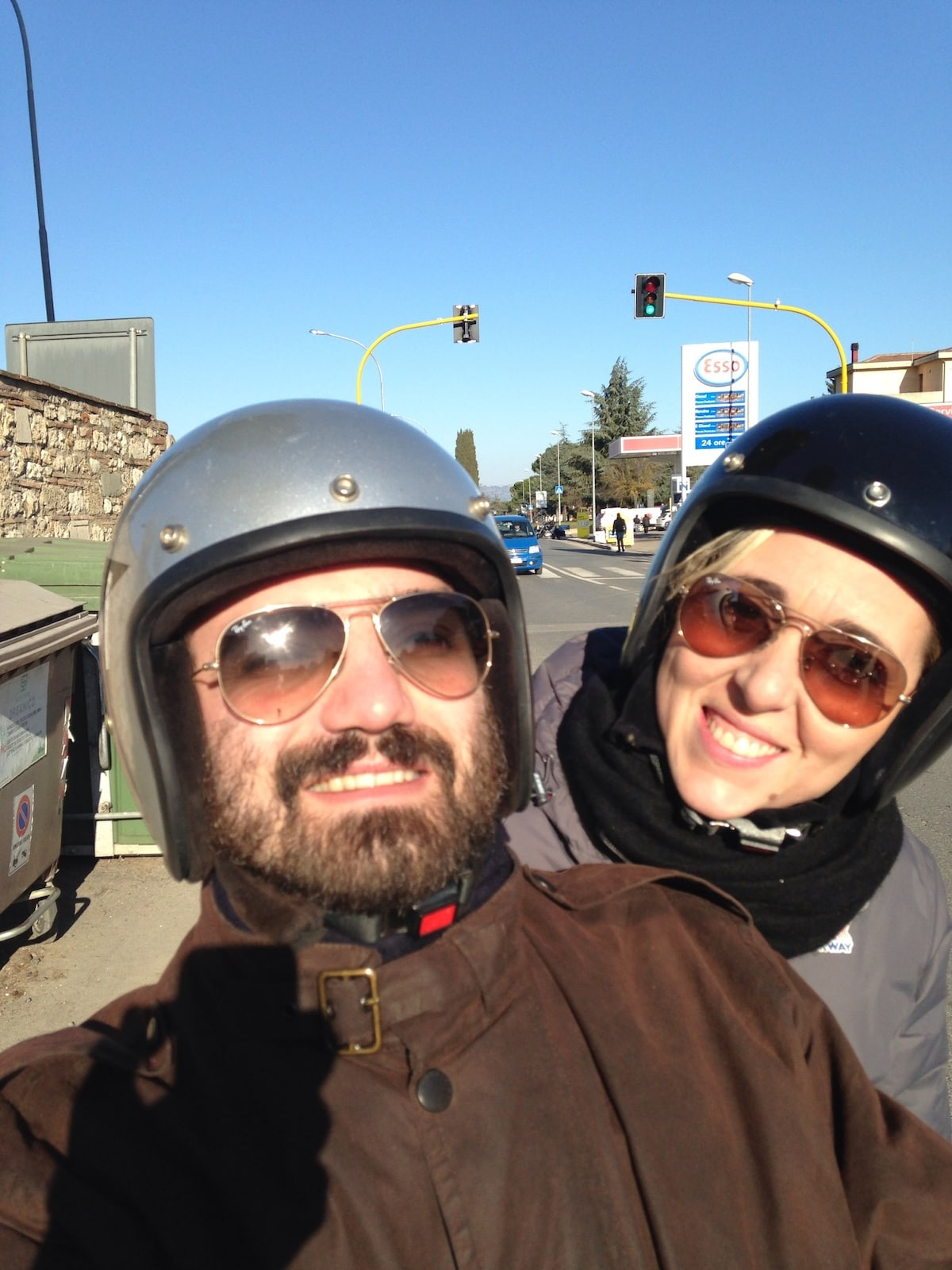 Stefano&Michela from Florence