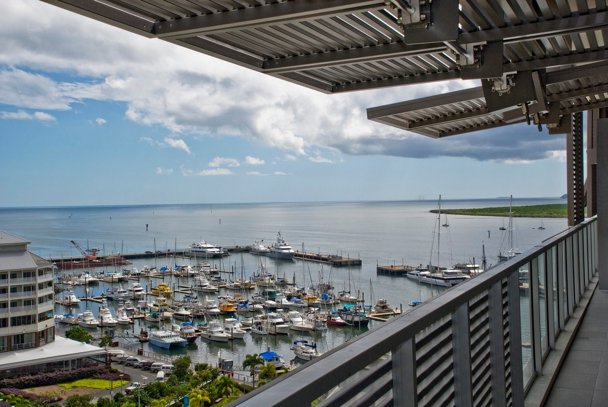 Cairns Luxury Apartments from Cairns
