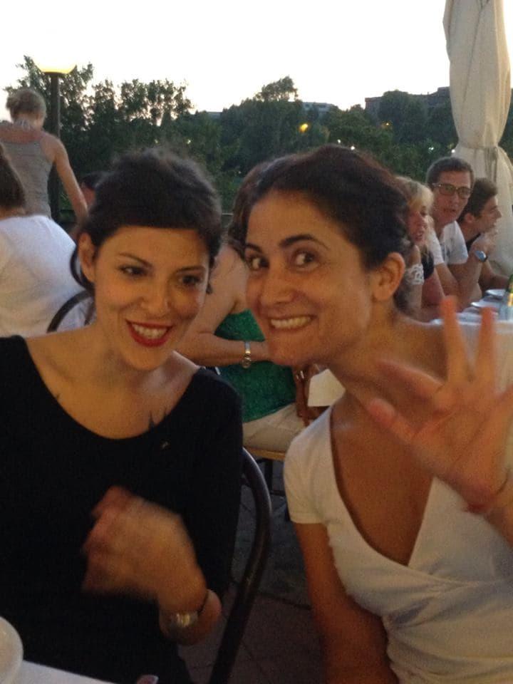 Emanuela, 35 anni, nata e cresciuta a Roma, redatt