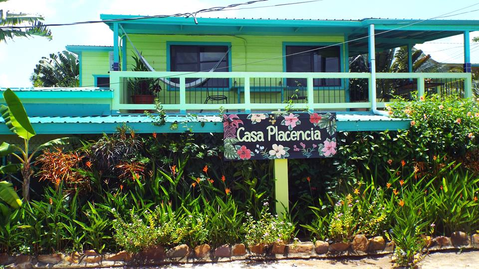 Casa Placencia from Placencia