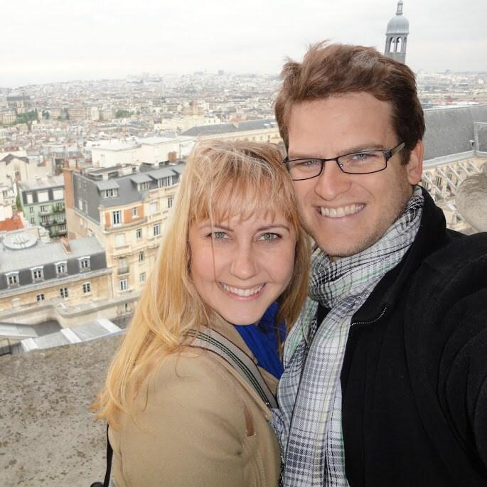 Sarah & Roice From Galveston, TX