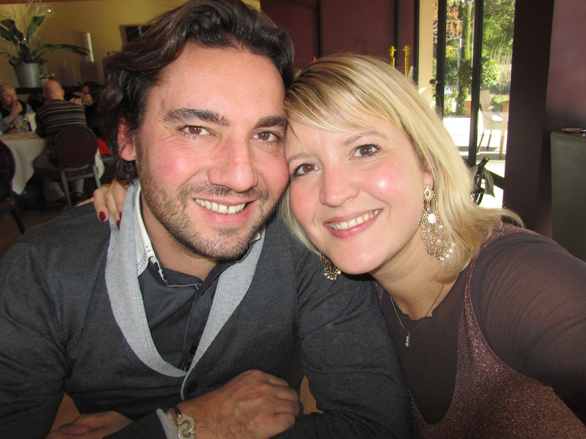 Olivier Et Sandrine from Saze