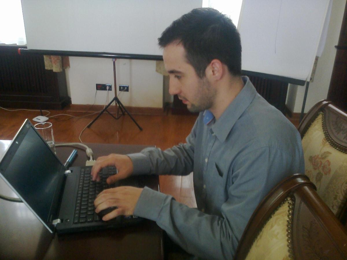 Dragan from Belgrade