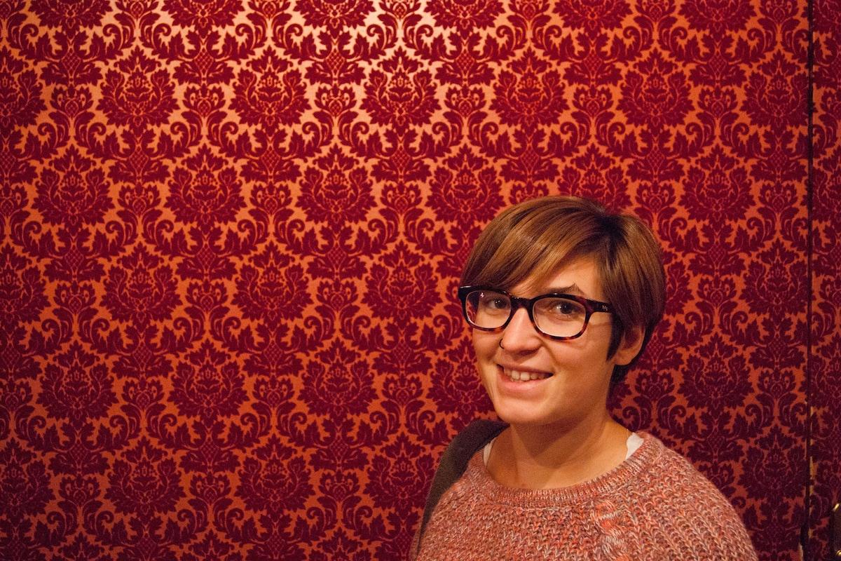 Clara from Girona
