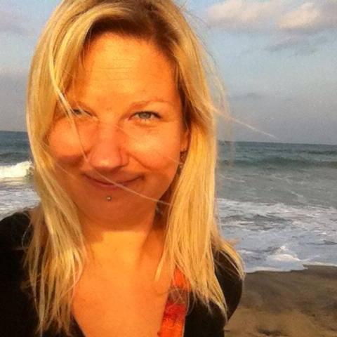 Anne Marie Berg From Copenhagen, Denmark