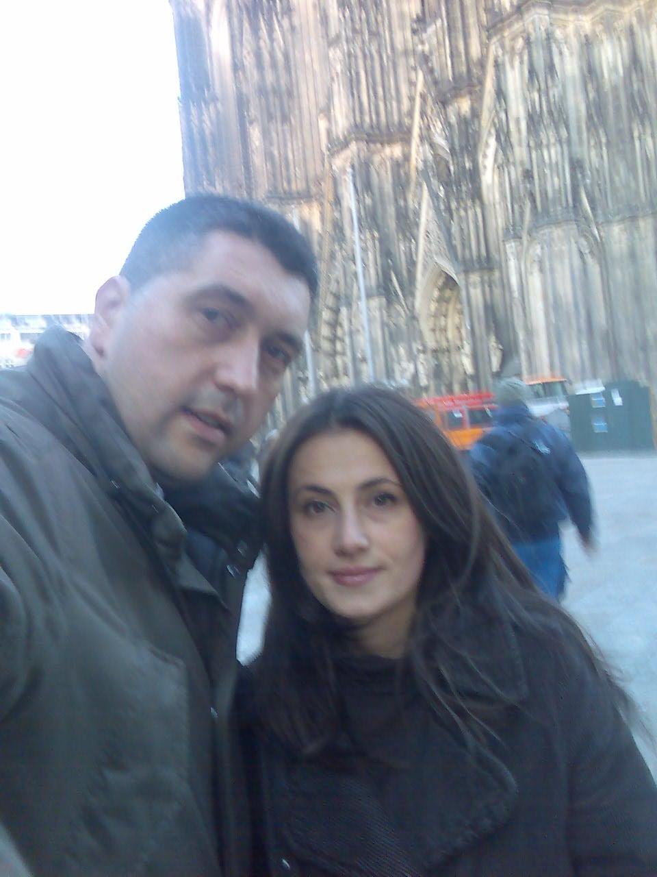 Amina from Sarajevo