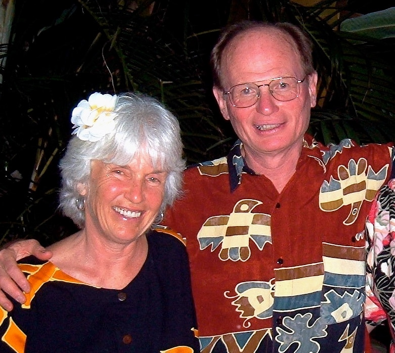 -My wife, Sharon Hansen, and I have lived in Albio