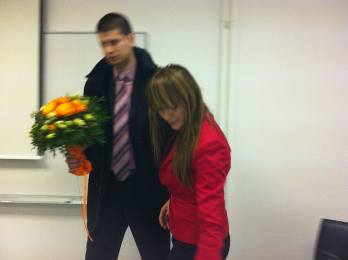 Veronika from Zagreb