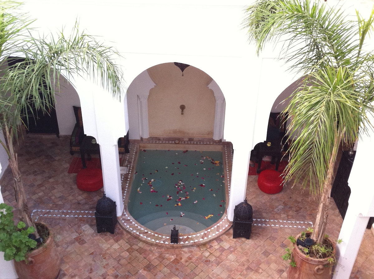 Riad Faïza from Marrakesh