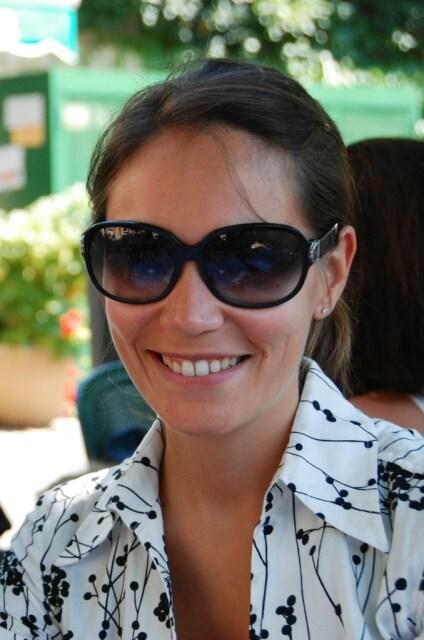 Julie from Aix-en-Provence