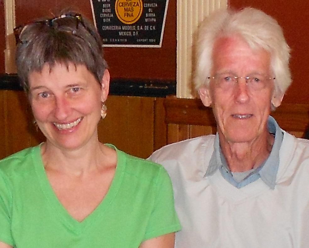 Dawn & Phil from Manhattan