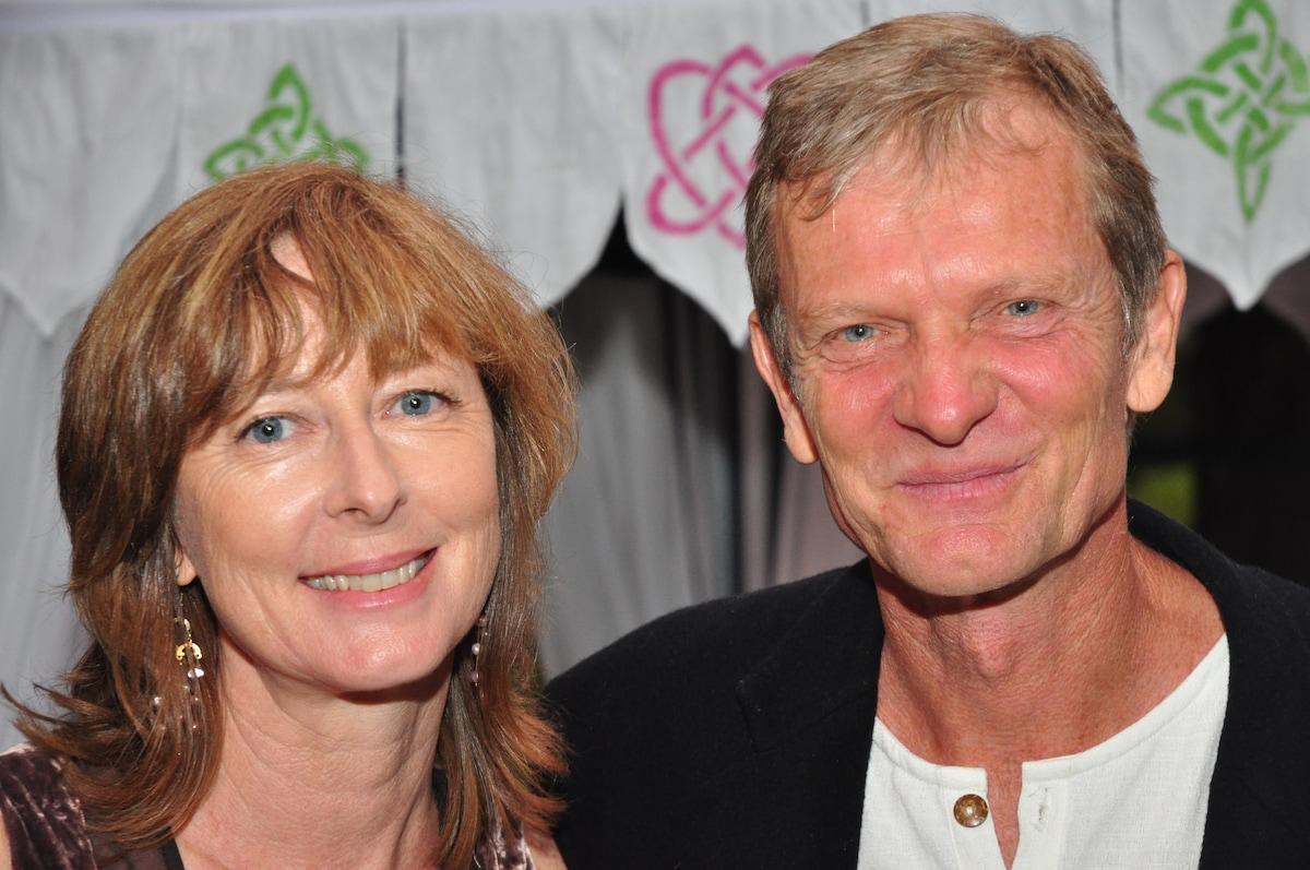 Helen & Bruce from Bellingen