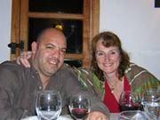 Claudio & Maria Jose from Neuquen