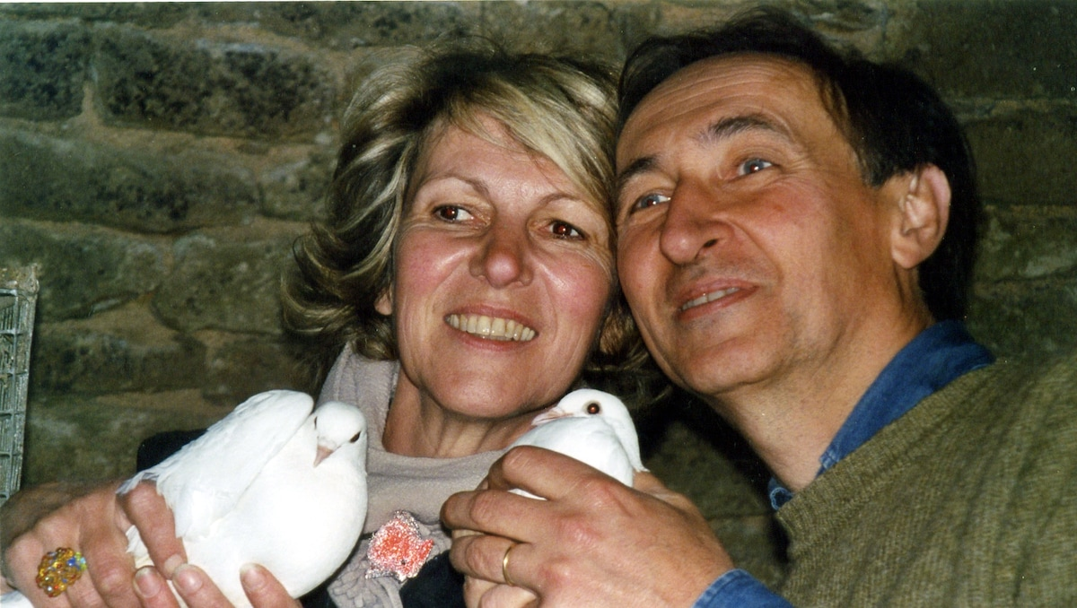 JB & Veronique from Barbirey-sur-Ouche
