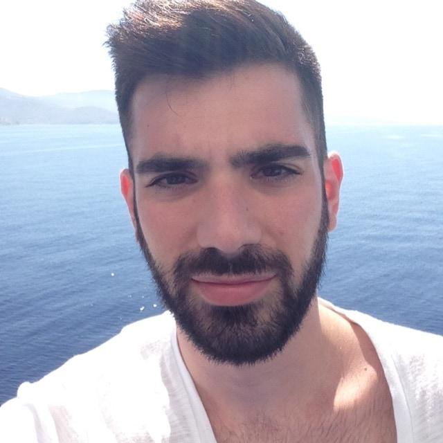 Markos From Chalandri, Greece