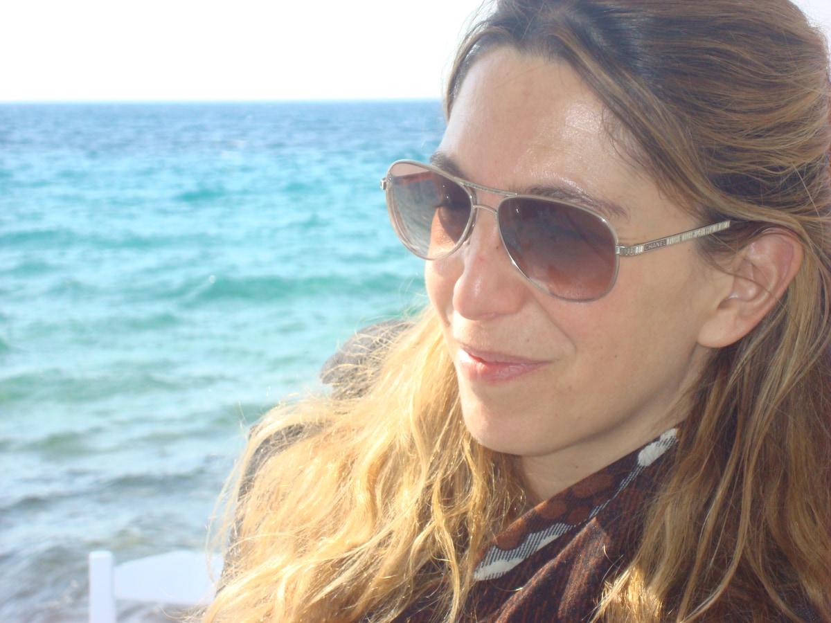 Charis From Kifisia, Greece