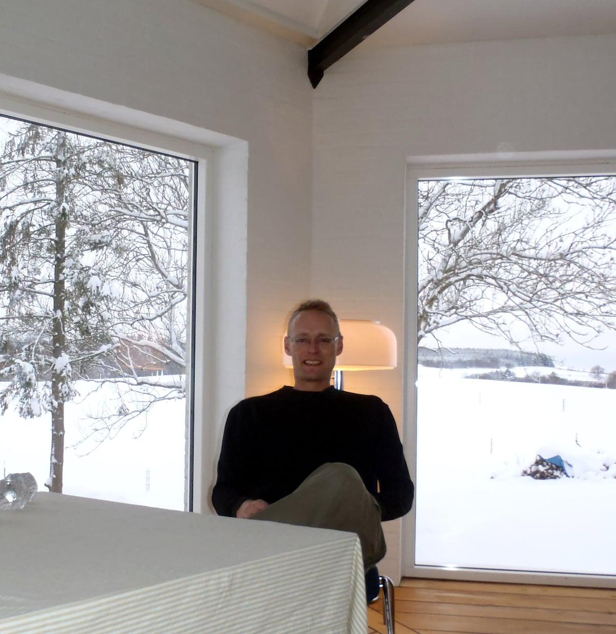 Anders William From Hvalsø, Denmark