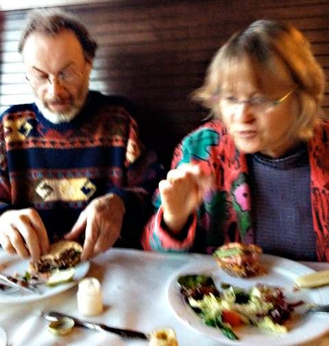 John & Della from Glen Ellen