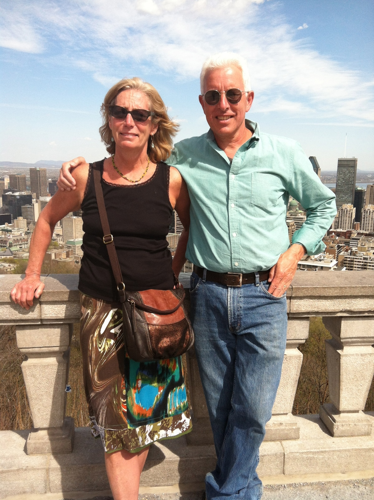 Deb And John From Vermont, United States
