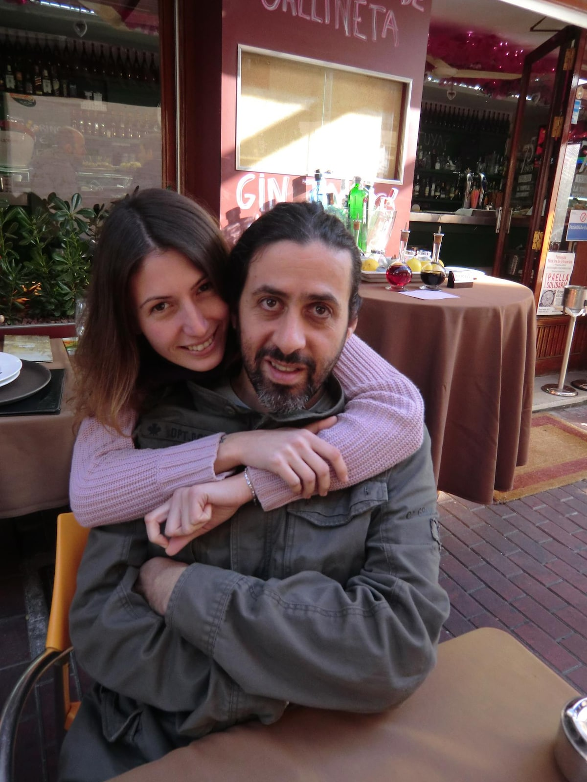 Arzu from Alicante