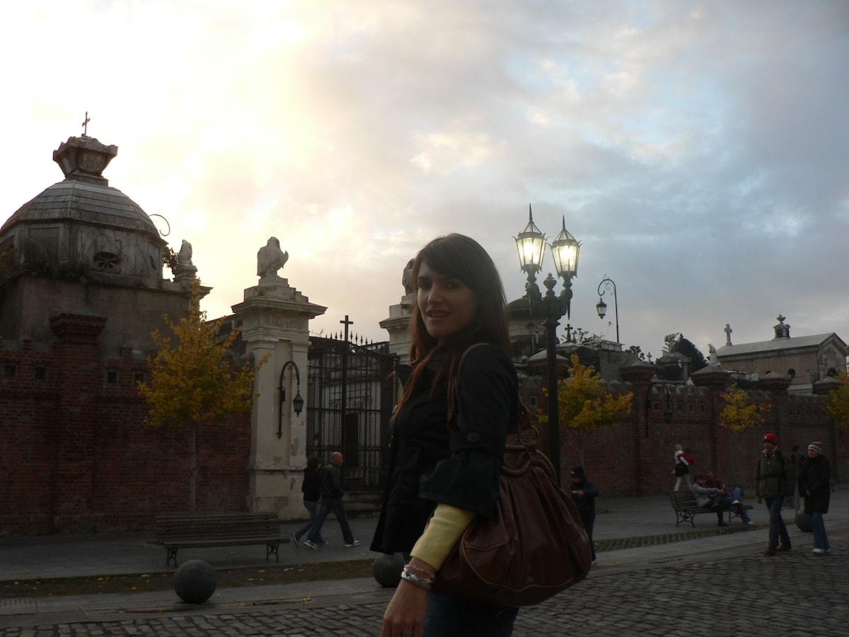 Maria Fernanda From Lima, Peru
