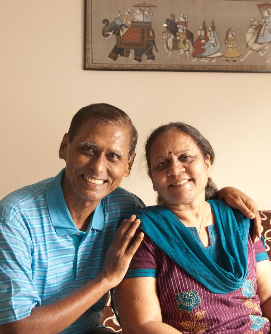 Mahesh from Mumbai