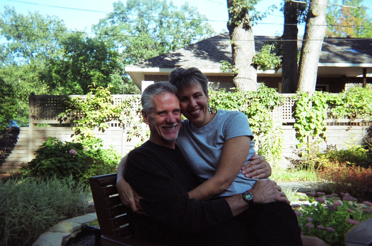 Linda & Merrill
