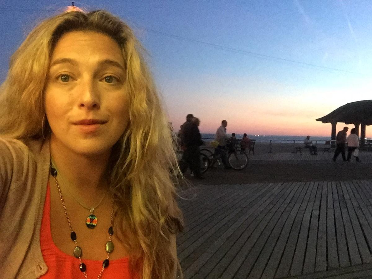 Irena from New York