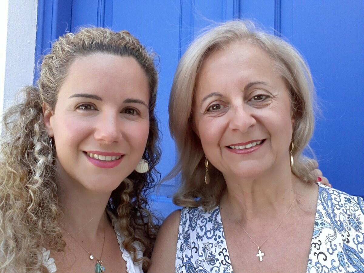 Aliki & Maria from Pyrgos Kallistis