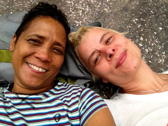 Angie & Jacq