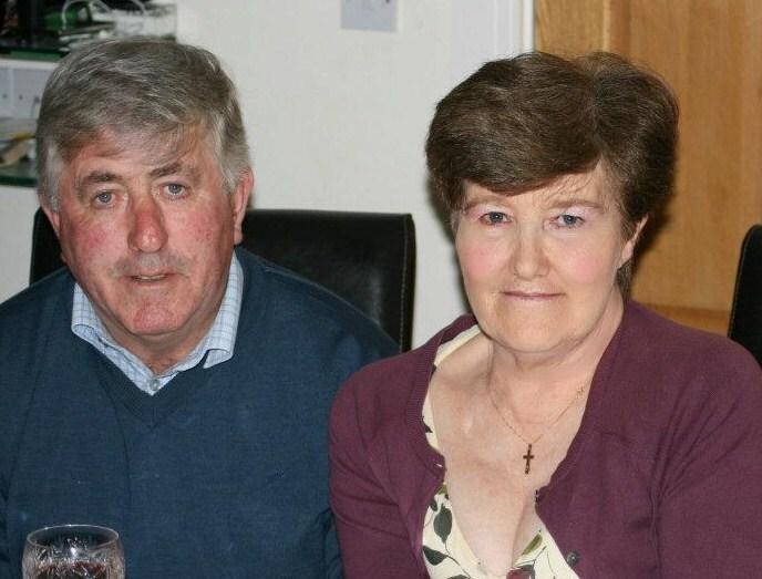 Pat And Theresa