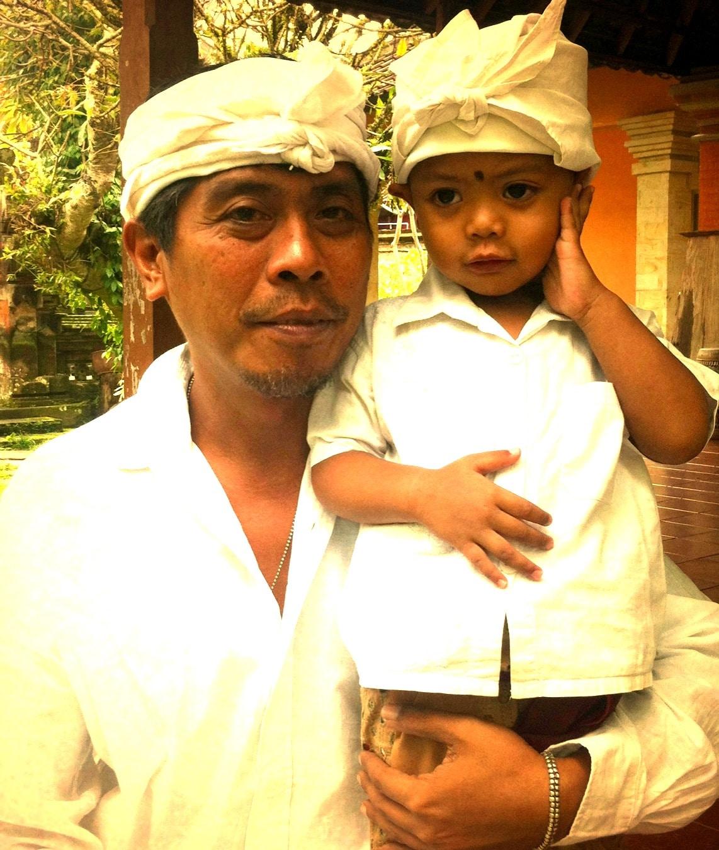 Ida Bagus Oka from Ubud