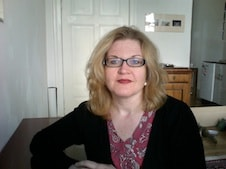 Karen From Berlin, Germany