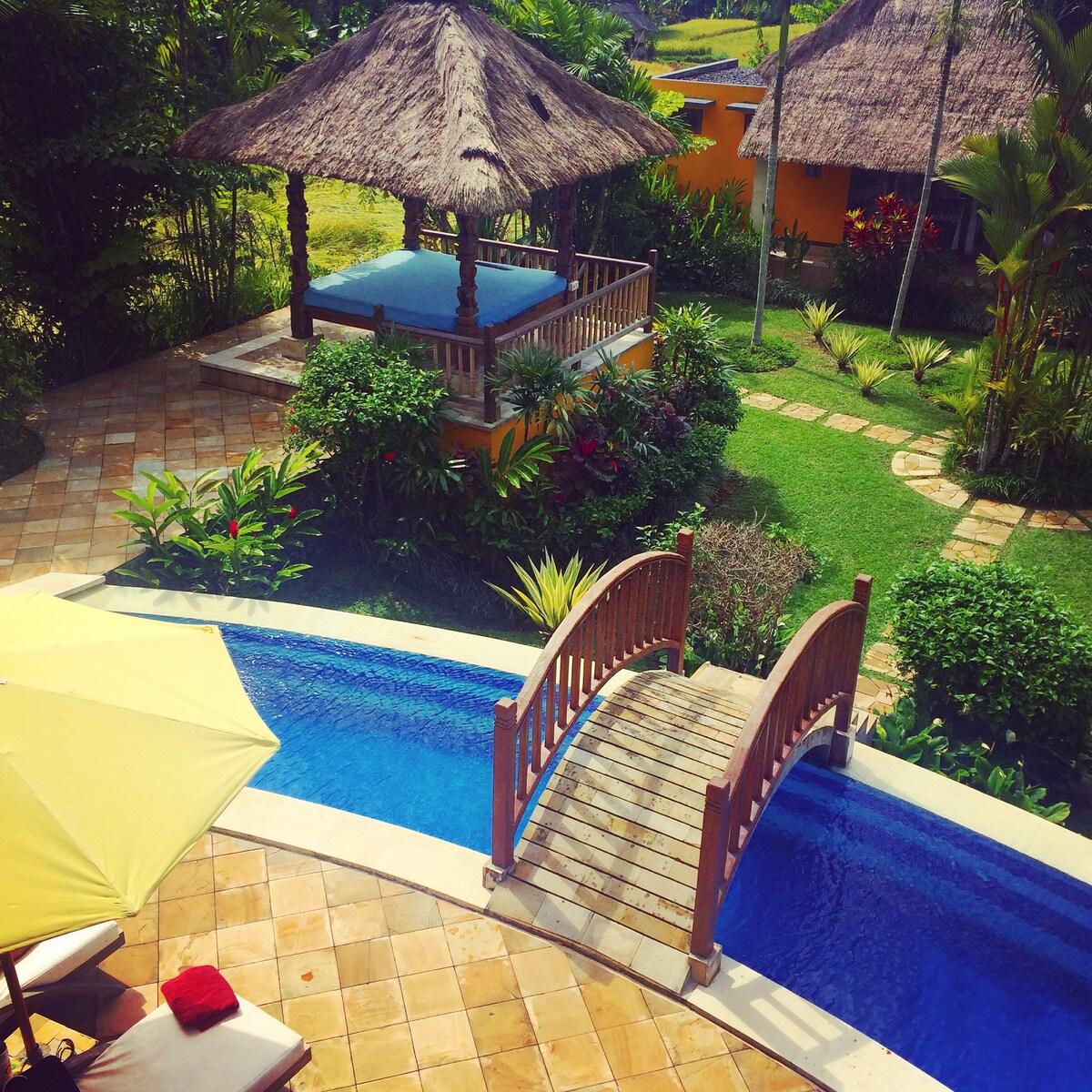 Villa from Ubud