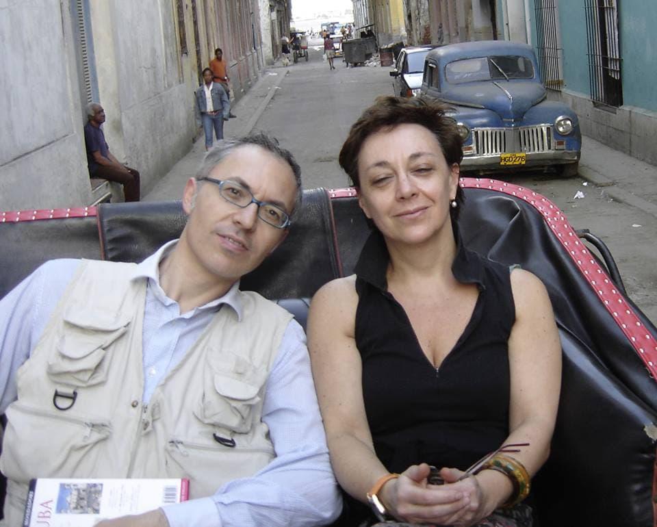 Daniela & Paolo from Cortona