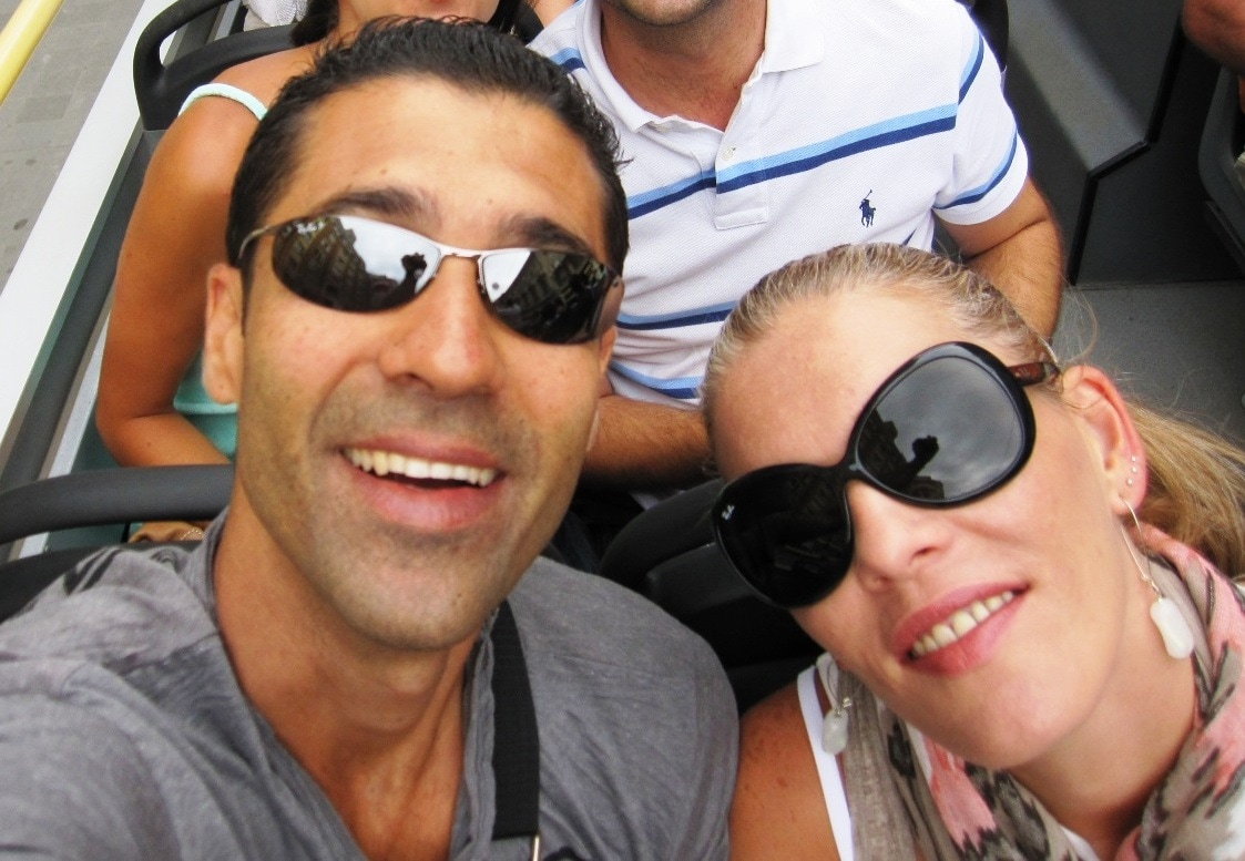 Will & Diana from Limassol