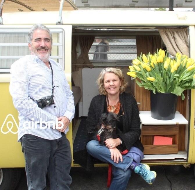 Jim & Carolyn from San Francisco
