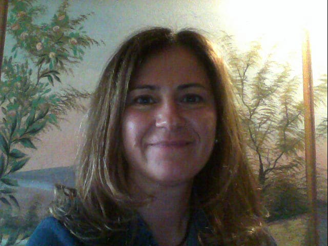 Cristina From Cortona, Italy