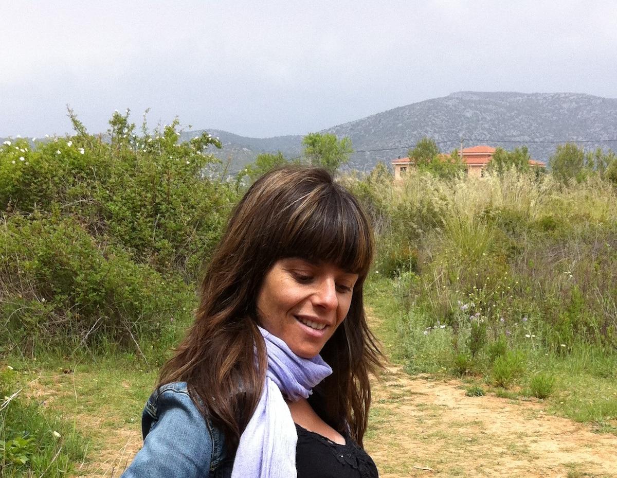 Maria From Garraf, Spain
