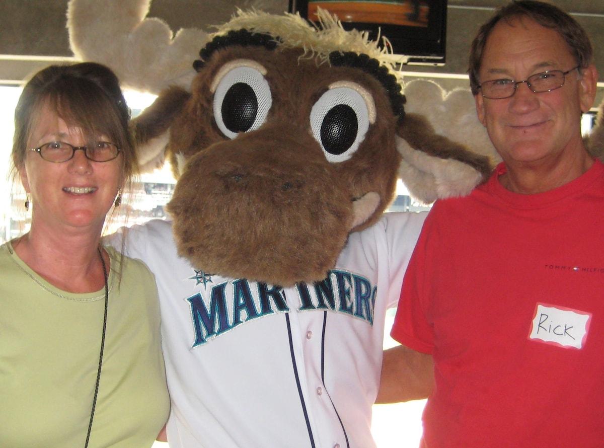 Lisa & Rick From Renton, WA