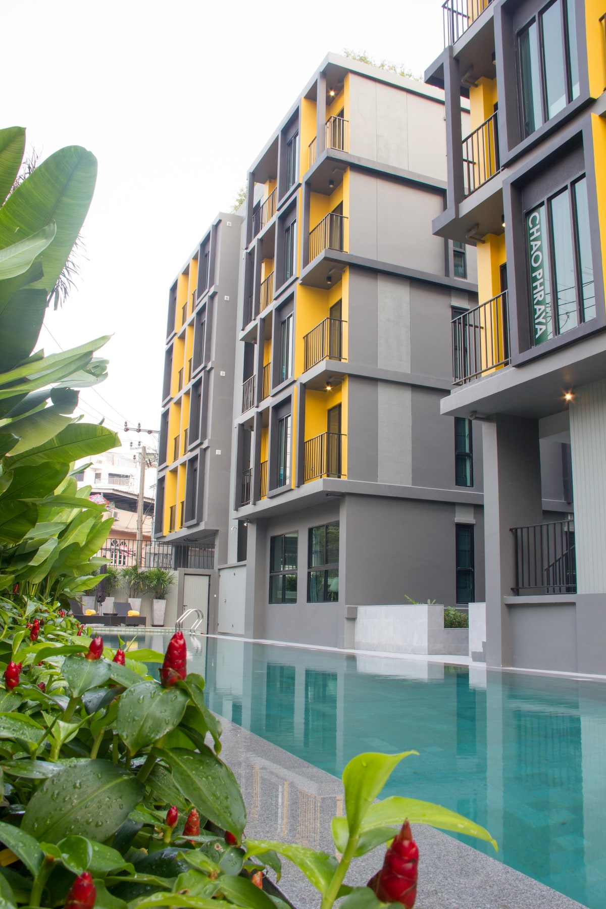 The hippest Residence in Bangkok