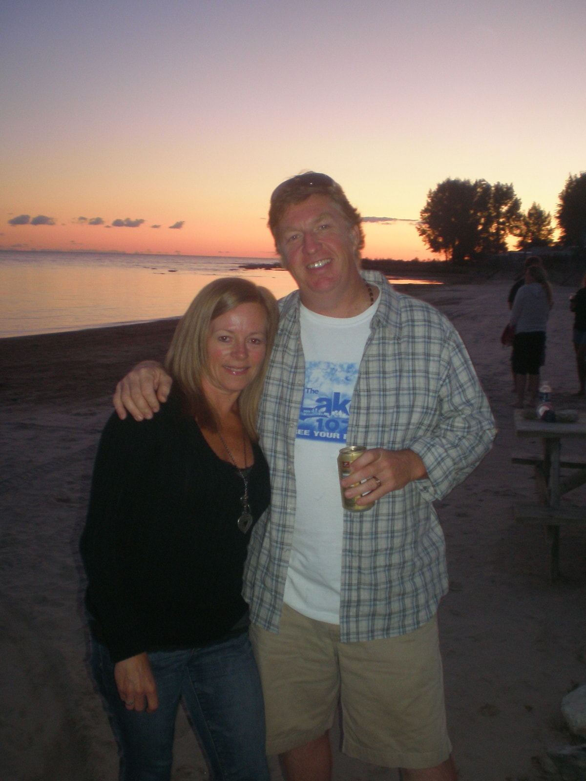 Kelly & Mark from Fort Erie