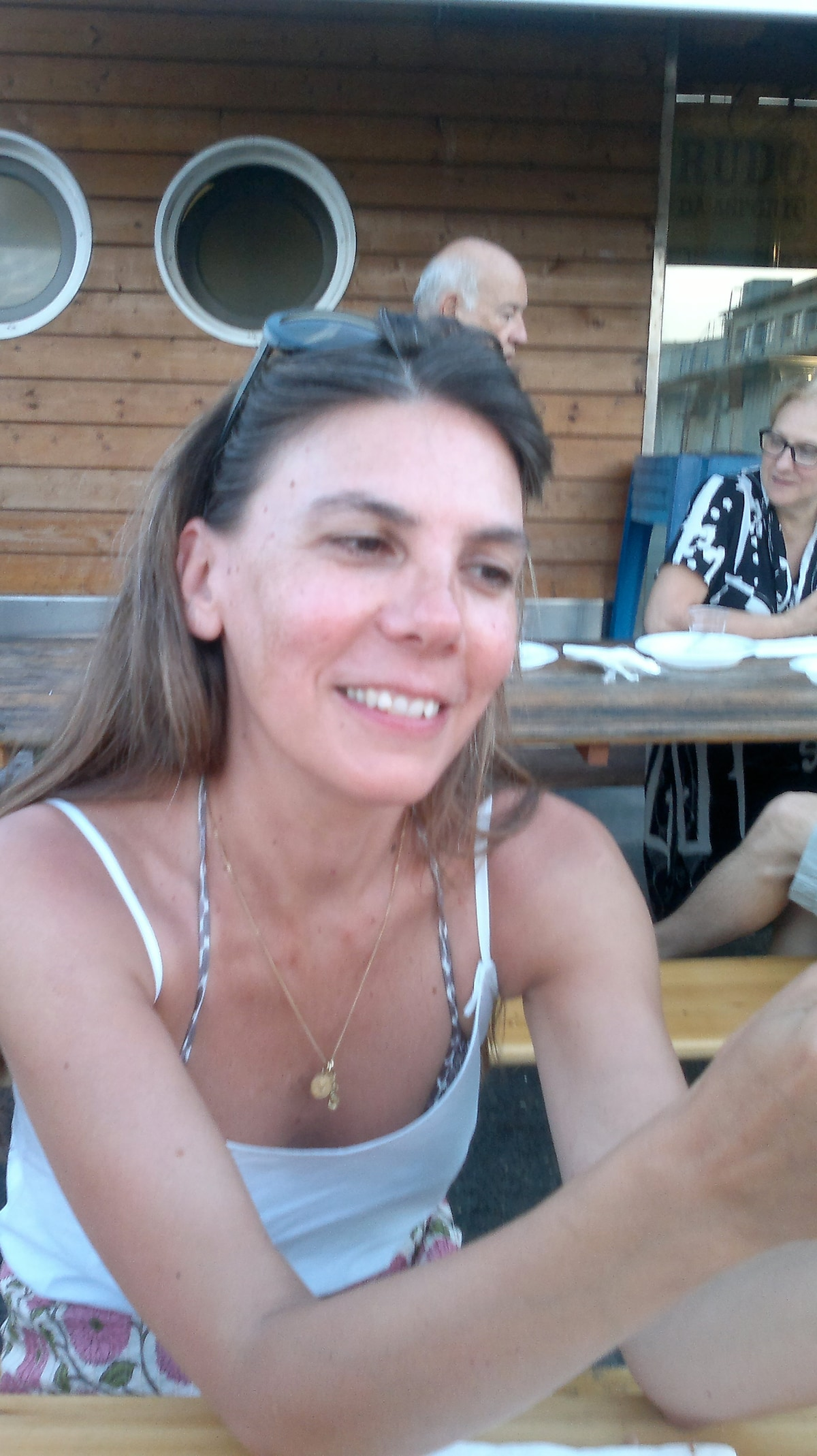 Daniela From Milan, Italy