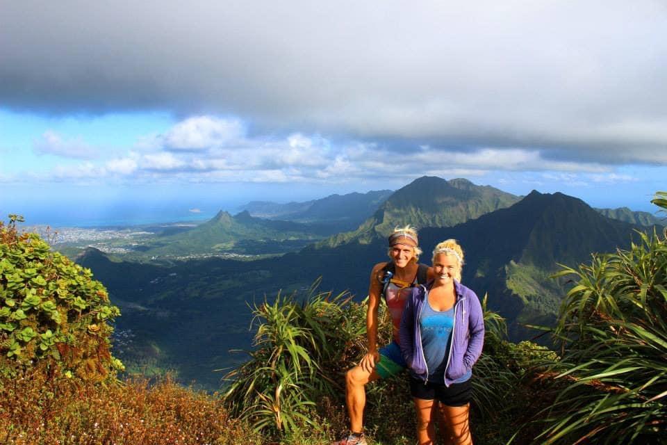 Corin & Dana from Waialua