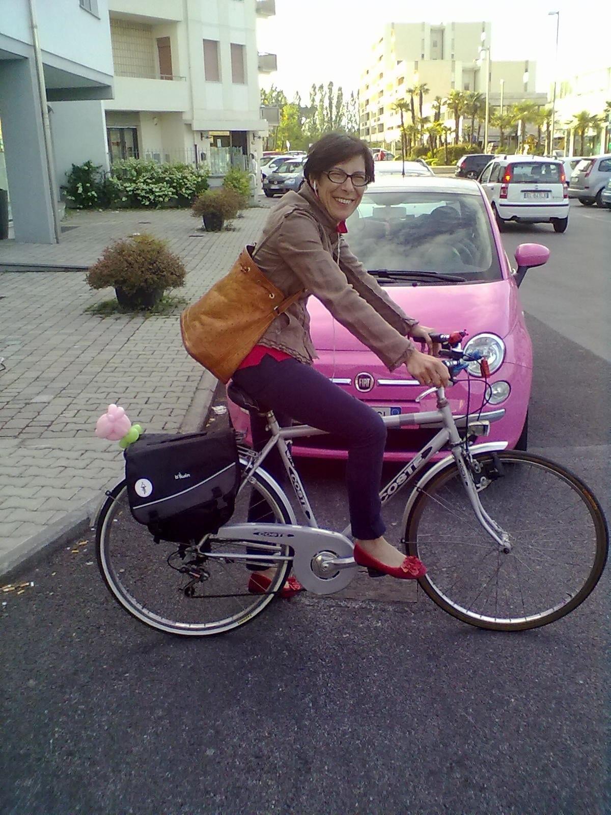 Paola From Viareggio, Italy
