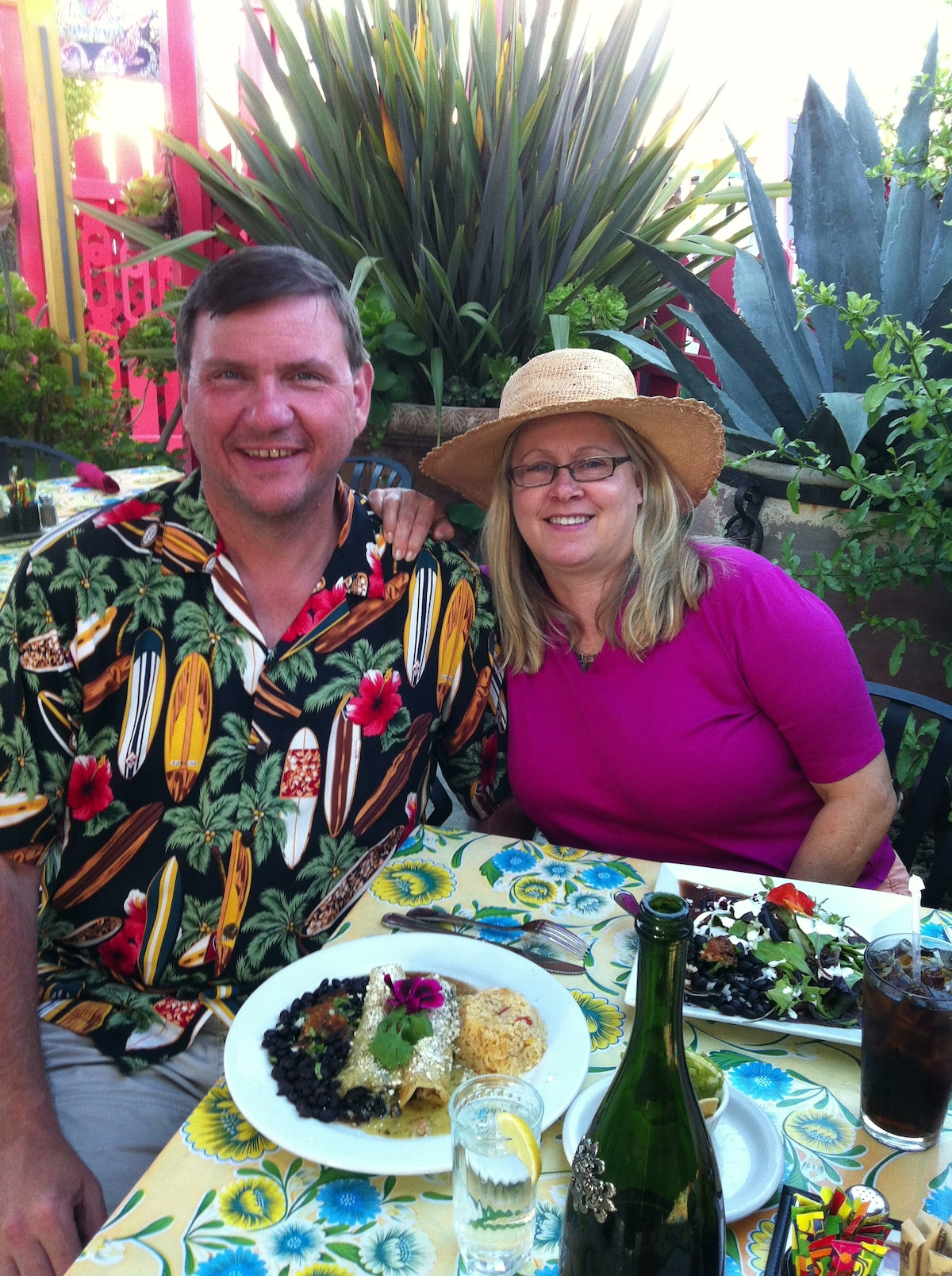 Karen And Dave From Soquel, CA
