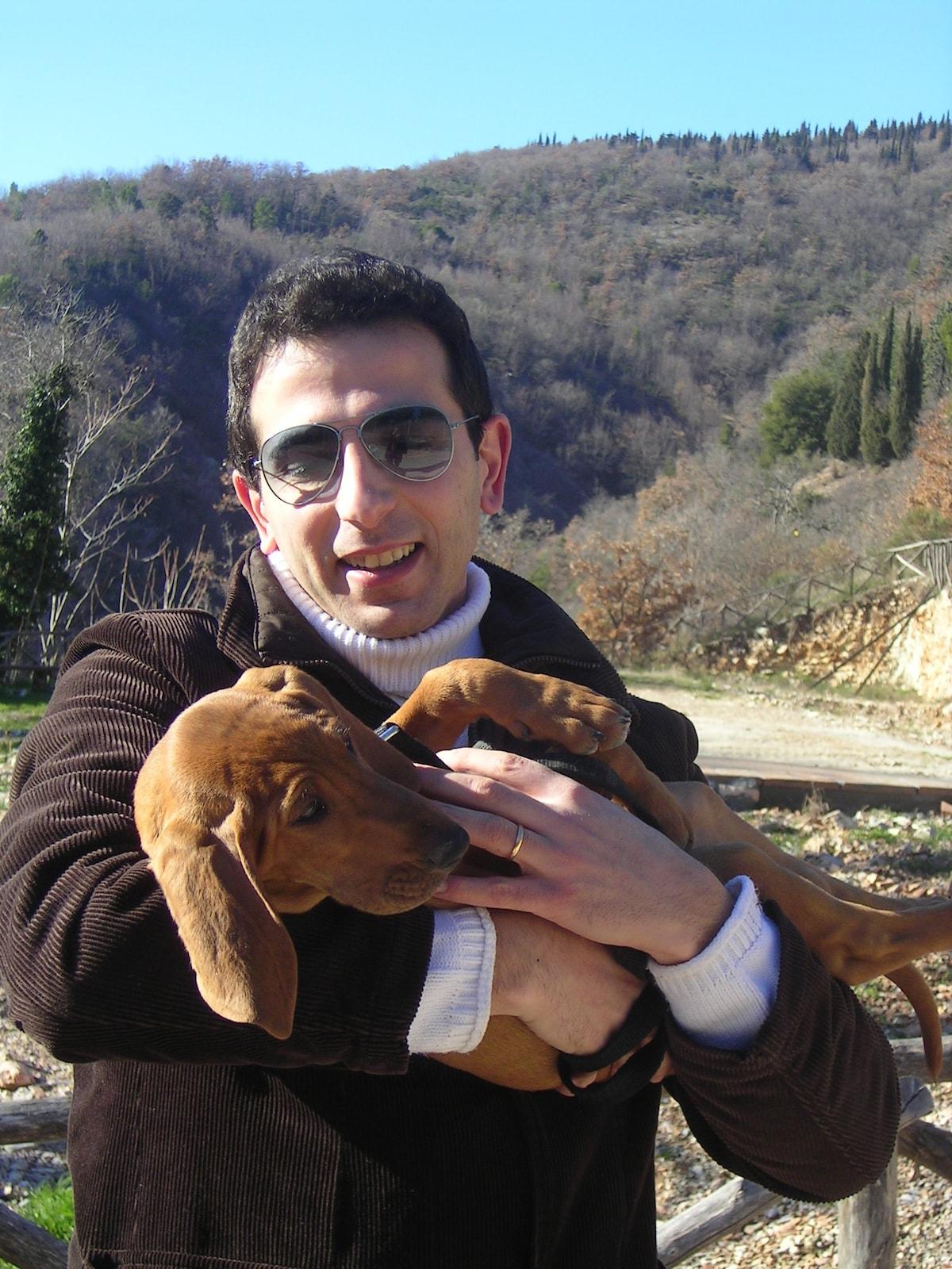 Paolo&Mariella From Spello, Italy