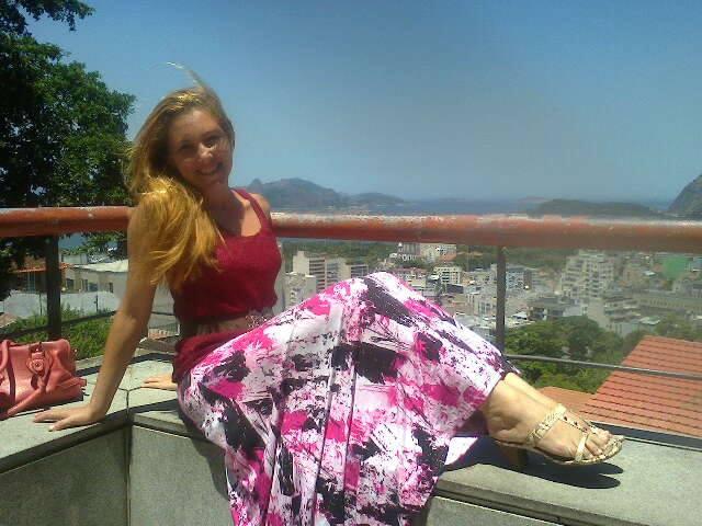 Daniele from Rio de Janeiro