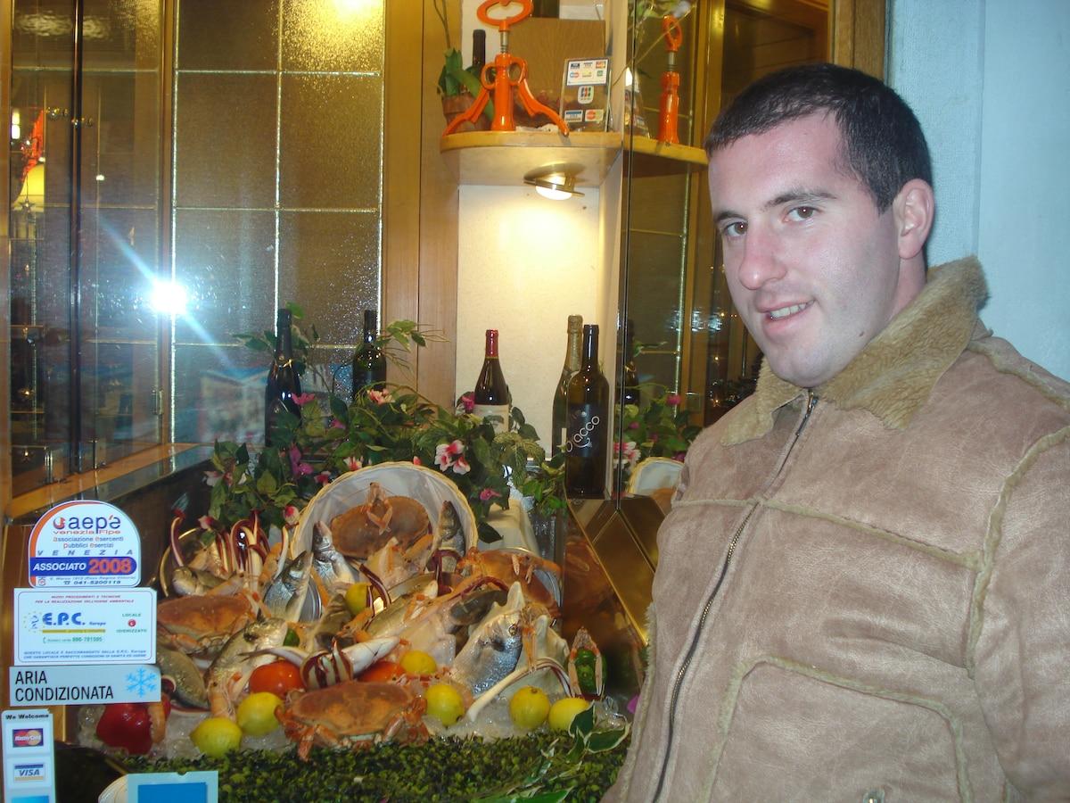 Mitko from Ohrid